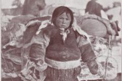 ילד מצפון קנדה, סביבות שנת 1921