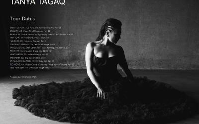 Tanya Tagaq – טניה טגק